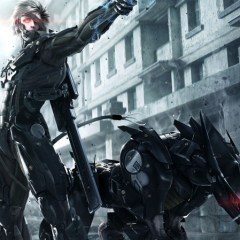 No, Kojima isn't teasing Metal Gear Rising 2