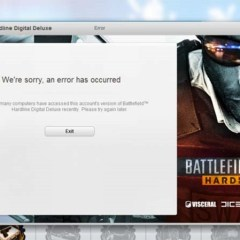 EA's got some extra DRM in Battlefield