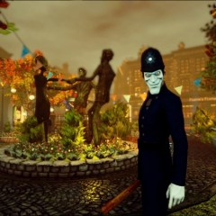 Escaping We Happy Few's drug drenched dystopia won't be easy