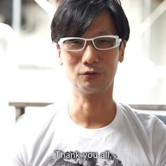 Hideo Kojima's touching farewell to Metal Gear