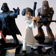 Disney Infinity 3.0 – Star Wars: Rise Against The Empire figure review