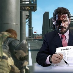 Pay real money to insure your FOB in Metal Gear Solid V