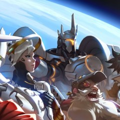 Overwatch is dropping scores in its latest build