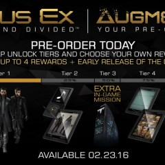 Gamer outrage leads Deus Ex to cancel augmented pre-orders