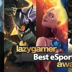 The Lazygamer Awards 2015 – eSports
