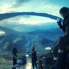 Final Fantasy XV devs talk size, exploration and difficulty