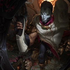 Entertain your enemies (and destroy them) with Jhin – League of Legend's newest champion