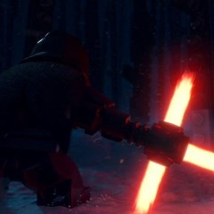 Here's your first look at LEGO Star Wars: The Force Awakens