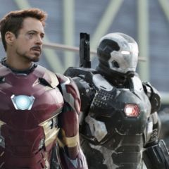 The Captain America: Civil War Dossiers – Iron Man and Vision