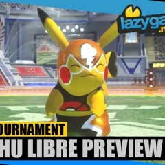 Pikachu libre is Pokken Tournament at its best
