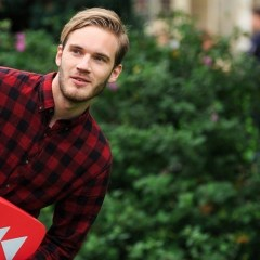 "PewDiePie reflects on the amateurish, ""immature"" early years of his career"