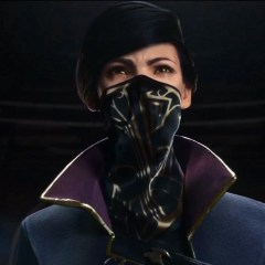 Dishonored 2 sure has some extremely talented voice-actors