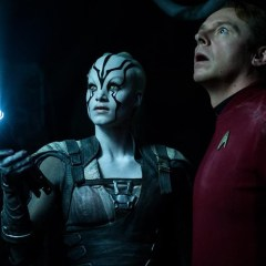 Simon Pegg talks about what makes Star Trek Beyond different to Star Wars
