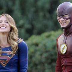 A Supergirl, Arrow, Flash and Legends of Tomorrow mega-crossover is coming