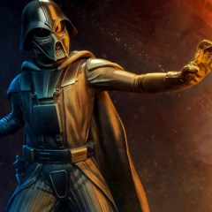 Hot Toys – Ralph McQuarrie Darth Vader statue