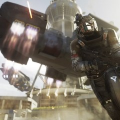 Call of Duty: Infinite Warfare guns range from classic to experimental