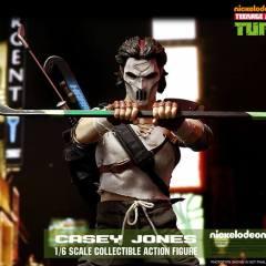 GOONGALA! Casey Jones 1/6 scale classic figure revealed