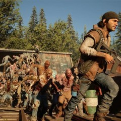 There are many, many ways to deal with Freakers in Days Gone