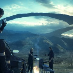 Final Fantasy XV lasts up to 200 hours