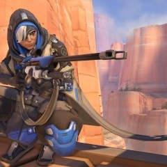 Blizzard have finally unveiled Ana – the first new hero for Overwatch