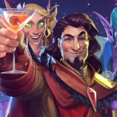 Prepare to party up a storm with One Night in Karazhan – Hearthstone's next adventure