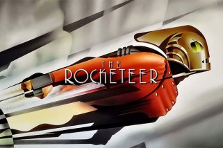 """Disney developing """"sequel-reboot"""" of The Rocketeer with black female lead"""
