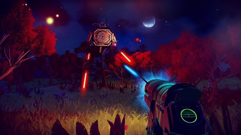 Hello Games details huge No Man's Sky day one patch