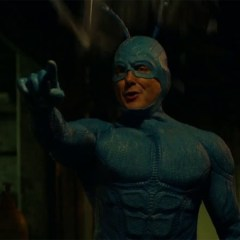 SPOON! See The Tick back in action with these first clips