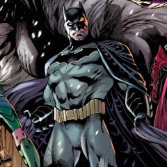 "Batman has to be ""a new kind of hero"" says writer Scott Snyder"