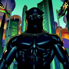 Ta-Nehisi Coates has a Black Panther story that'll stretch into sixty issues