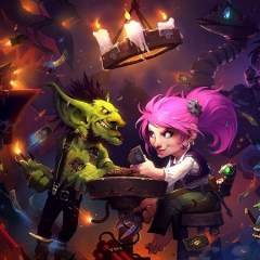 Hearthstone's Arena mode will have 45 cards removed from it in an upcoming patch