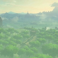 Rain down fury from the sky as Link in Breath of the Wild