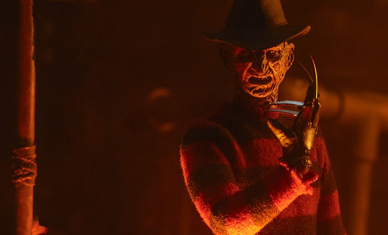 One two freddy s coming for you and your action figures