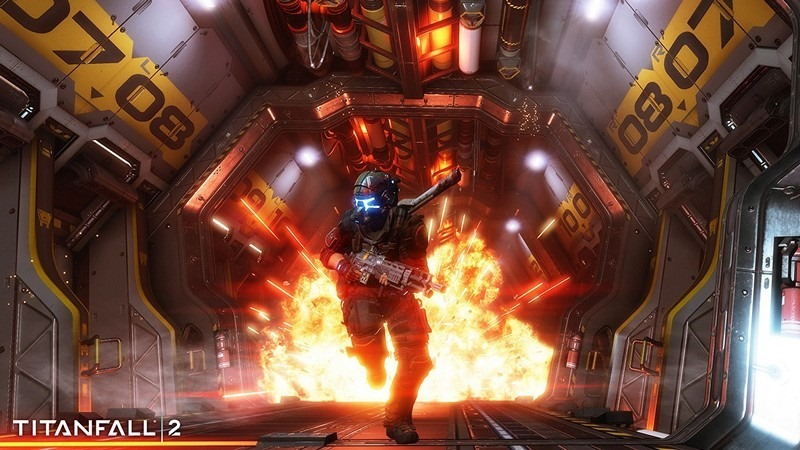 Single Play Campaigns Hit Hard for Titanfall 2: Game Trailer Shows More