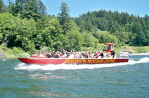 Jerry's Rogue River Jet Boats | Mail Boat | Gold Beach, OR
