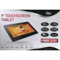 """Vidao 9"""" touchscreen tablet"""
