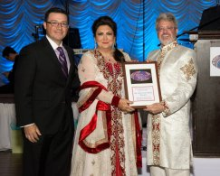 Tears of Joy at the Texana Center 2013 Reaching for the Stars Bollywood Themed Gala