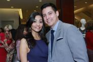 Rita Garcia and Sergio J Selvera