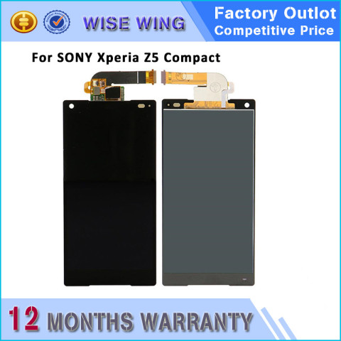 sony z5 compact lcd screen
