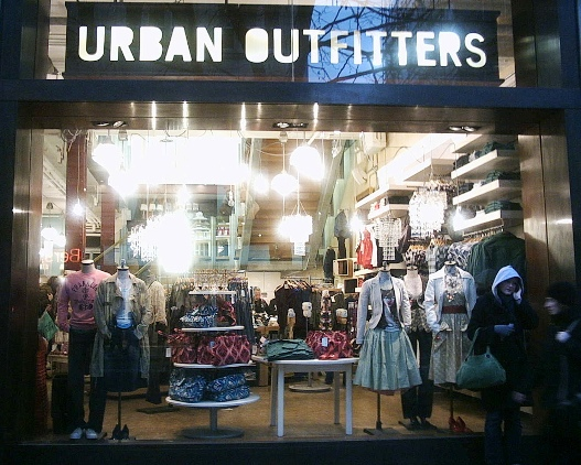 Urban outfitters to open nine new stores in europe the - Urban outfiters bruxelles ...