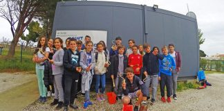 Le sport et la nutrition étaient au programme des vacances d'avril de nos Ados du Soler