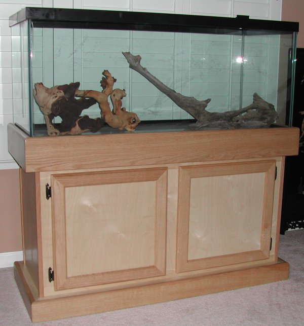 Wooden Fish Tank Stands