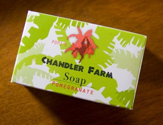 Chandler Farm Soap