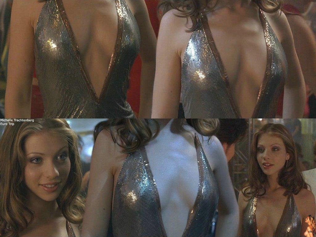 eliza dushku nipples