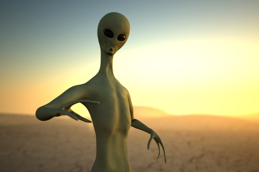 aliens like humans