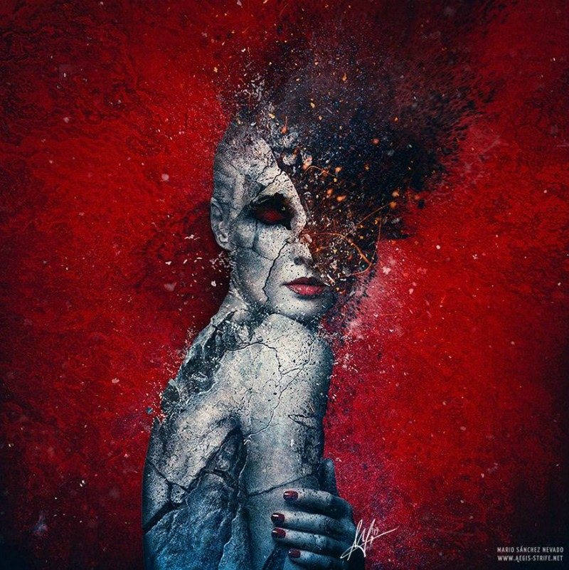 imaginative artworks indifference