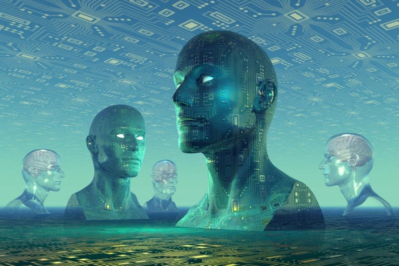 human mind can influence physical world