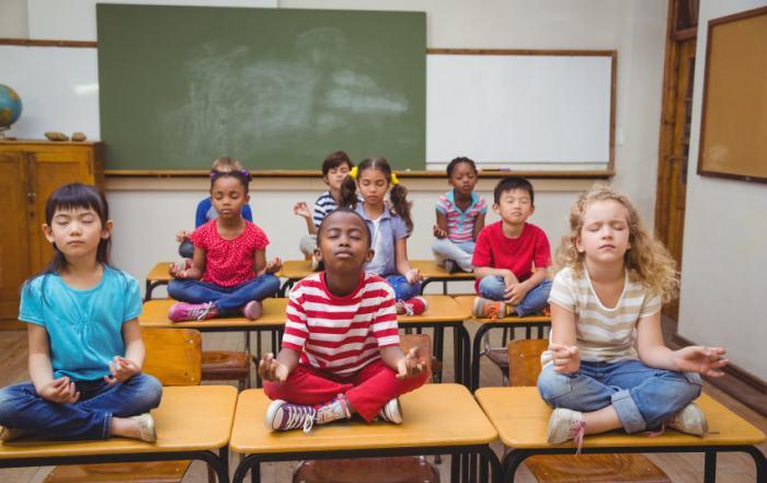 mindful practices school