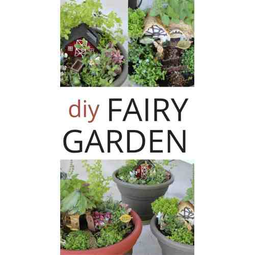Medium Crop Of Diy Fairy Garden