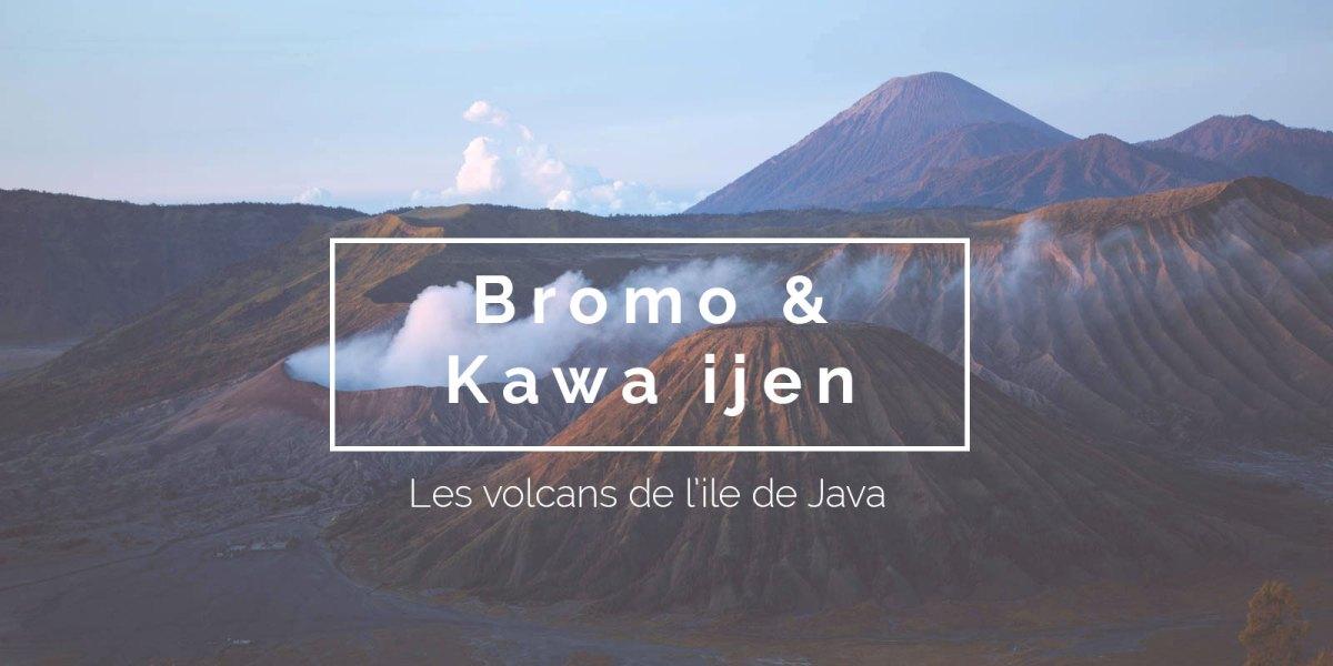 Java - Jogjakarta et les volcans